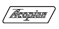 ACOPIAN Parts in USA